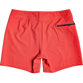 Quiksilver Highline Kaimana 16 Boardshorts Heren, high risk red